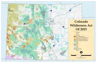 colorado land use map protecting colorado s wilderness congresswoman diana degette