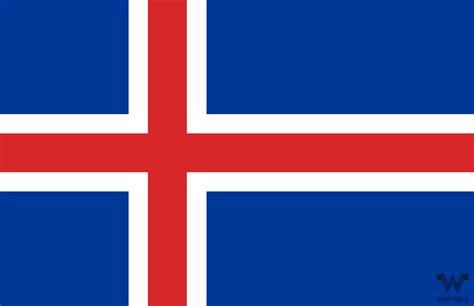 Aufkleber Länderflaggen by Flagge Island Aufkleber 8 5 X 5 5 Cm Whatabus Shop