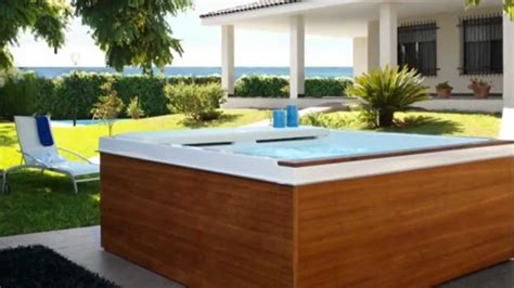outdoor whirlpool selber bauen pool selber gebaut