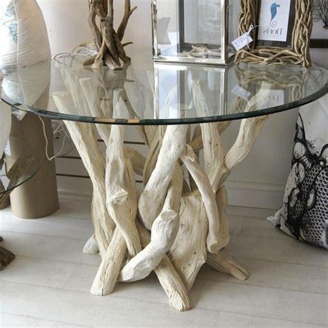 unique driftwood table ideas room decorating ideas