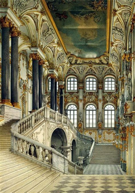 Opulent Palace stairway grand opulent russian palace ornate opulence kvriver