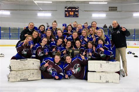 section vi hockey girl s 4 varsity ice hockey
