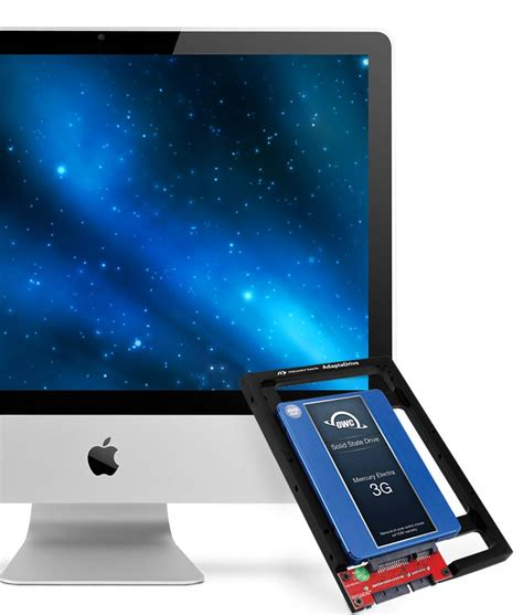 Imac Late 2009 215inch owc ssd upgrade kits for 21 5 inch imac 2009