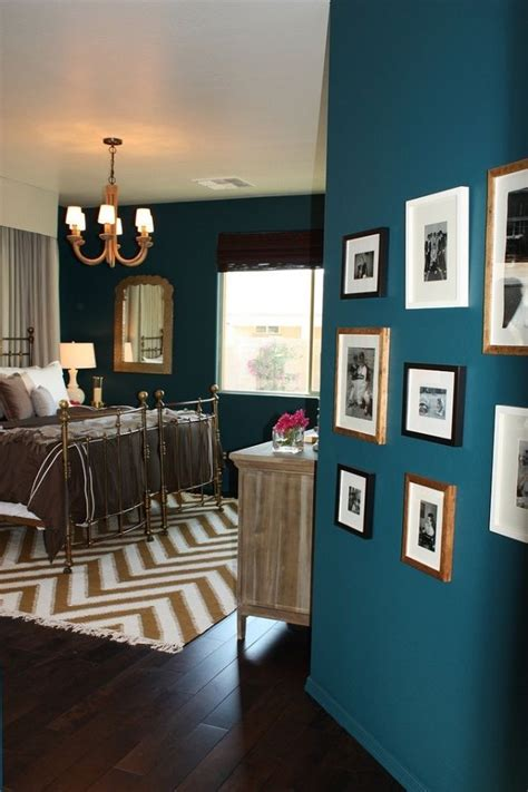 top   inspiring spaces teal walls home decor home