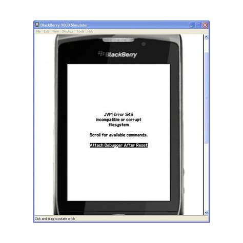 jvm reset blackberry troubleshooting blackberry turns off and back on with an