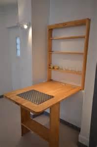 table escamotable pour cuisine modulable la ressource