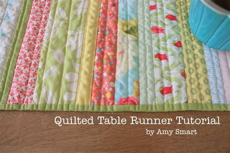 Free Patchwork Table Runner Patterns - easy diy quilt table runner