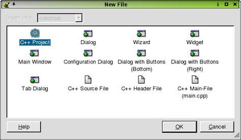 qt toolbar tutorial qt documentation designer manual 3