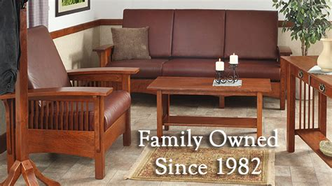 Handmade Furniture Pennsylvania - quality amish made furniture from lancaster county