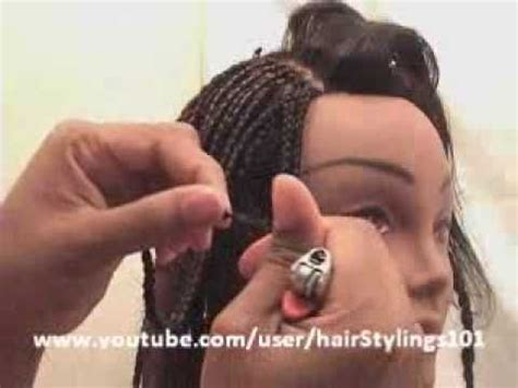 How To Seal Micro Braid | how to seal the ends of quot micro braids quot quot box braids