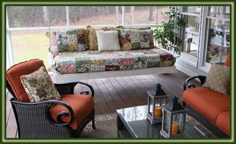 bed swings for porches home porch swings beds on pinterest porch swings