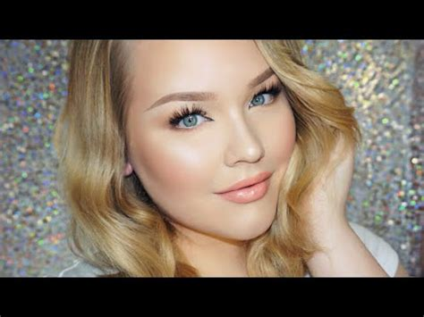 hair and makeup tutorials youtube glowy daytime glam makeup hair tutorial youtube