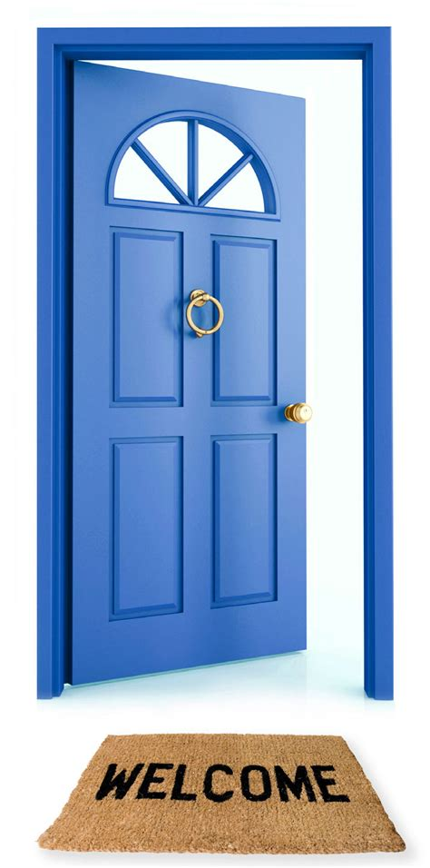 Front Door Clipart About Front Doors Cardinal Directions For Your Home Or Business Inside Awareness With Renee