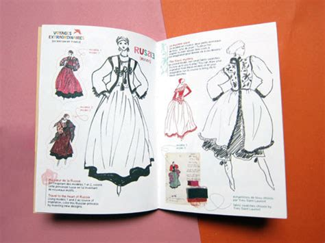 coloring book yves laurent yves laurent style book