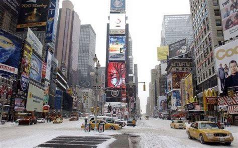 imagenes de nueva york invierno nueva york ofrece noches de hotel gratis para que turistas