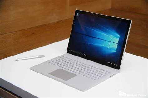 Microsoft Surface Book microsoft surface book unveiled gadget review