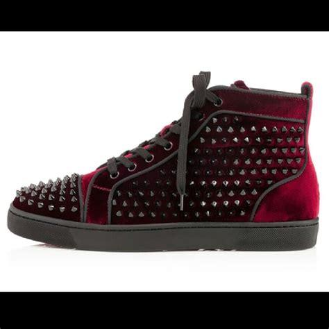 spike sneaker christian louboutin replica louboutin shoes