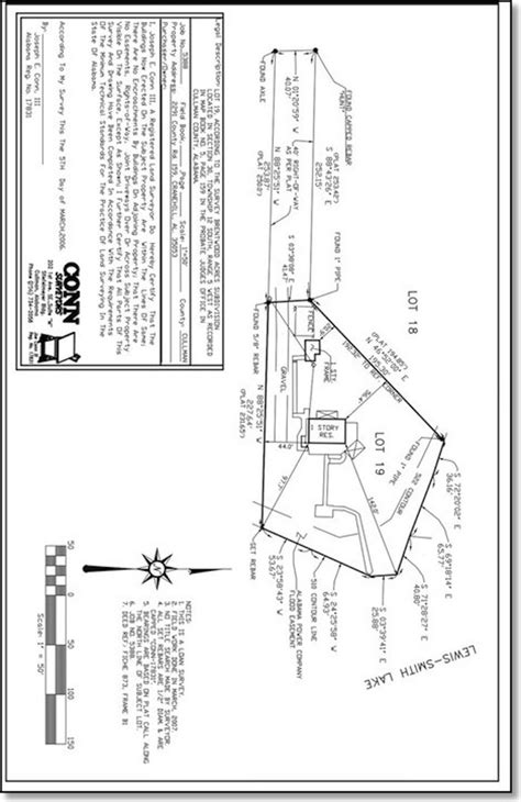house survey for mortgage loan survey s
