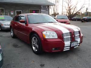Dodge Magnum Hatchback Dodge Magnum Wagon More Information