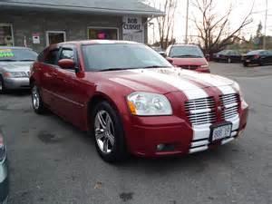 2006 dodge magnum r t hemi wagon bob currie auto sales