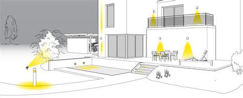 beleuchtung terrasse terrasse leuchten terrasse len shop terrasse