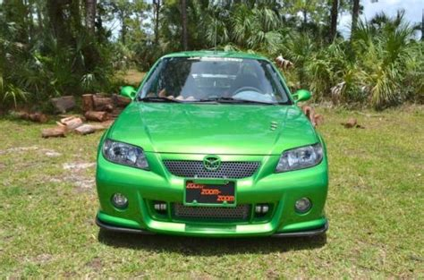 find   mazda protege pick  tuning show car