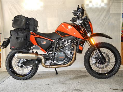 Ktm 690 Adv How To Build A 2016 Ktm 690 Duke Adventure Bikes