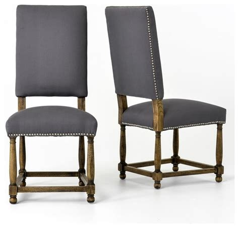 farm house dining chairs four connor dining chair farmhouse dining chairs