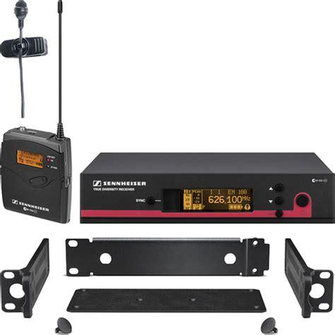 Mic Wireless Senheiser Ew 122 G2 Clip On sennheiser ew 122 g3 wireless bodypack microphone ew122g3cc a