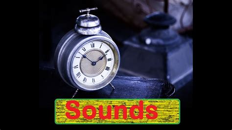 loud alarm clock sound effects all sounds