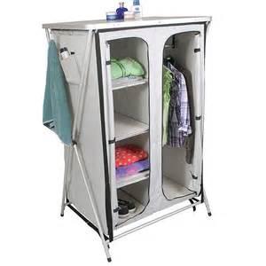 armoire de rangement avec penderie