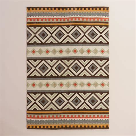 Boho Rugs by Boho Kilim Reversible Kanpur Area Rug World Market