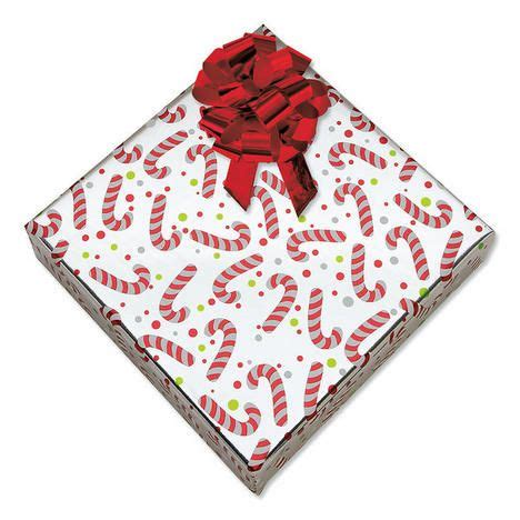 candy canes foil rolled gift wrap current catalog