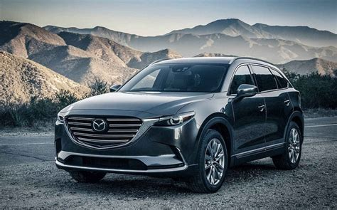 2018 mazda cx 9 2018 mazda cx 9 review specs changes engine redesign