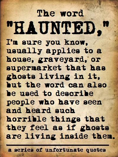 haunted doll quotes a haunted house quotes quotesgram