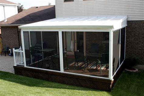 Screened In Outdoor Rooms by Outdoor Screened Rooms Best Of Both Worlds