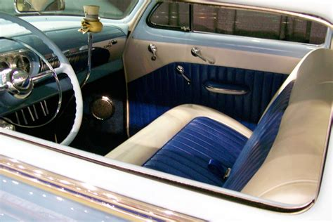 Custom Car Interiorcustom Classic Car Interiors Loyola