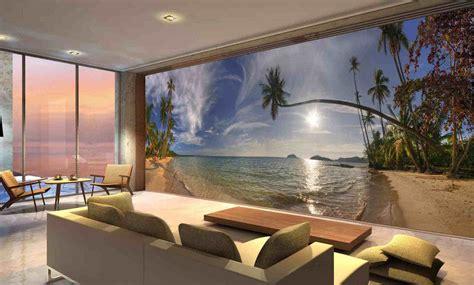 beach murals for bedrooms wall mural photo exotic rhpinterestcom sunset beach murals