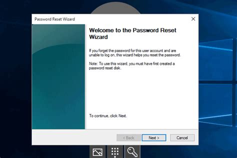 windows 10 password reset disk how to create a password reset disk for windows 10 8 7