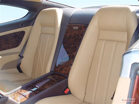 bentley interior back seat 2007 bentley continental gt pictures photos gallery the