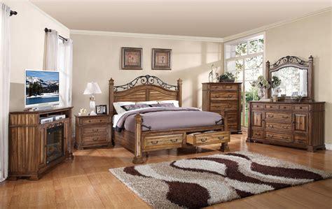 legends furniture barclay king bedroom efo