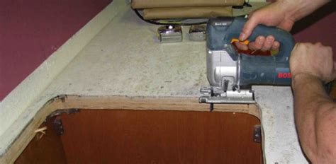 Can I Install Granite Countertops Myself by How To Install A Granite Tile Countertop Design Bookmark 21370