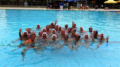 nuoto in vasca master cionati italiani di pallanuoto master esaltanti con le