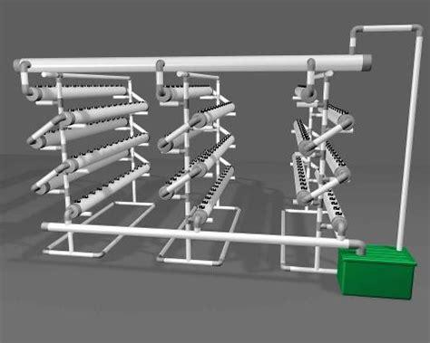 Pipa Hidroponik Ukuran membuat sistem nft hidroponik sederhana indonesia bertanam