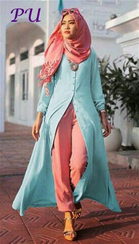 Setelan Muslim Nesya 3 In 1 Lm006 Size L ayuatariolshop distributor supplier tangan pertama onlineshop gamis syari baju hijabers