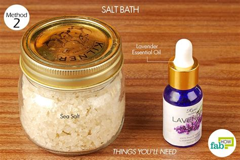 Can Any Sea Salt Be Used To Detox Bromide by How To Use Sea Salt And Common Salt For Health And