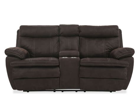microfiber reclining sofa with console microfiber reclining sofa with console awesome home