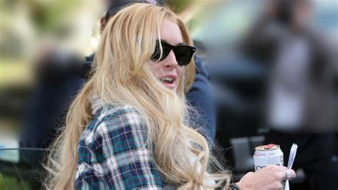 Cbell Could Be Arrested Today lindsay lohan could be arrested today the blemish