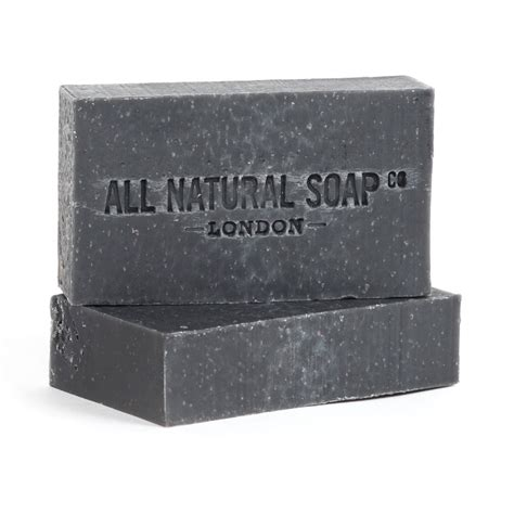 Organic Charcoal Detox Soap by Charcoal Detox All Soap Co Award Winning