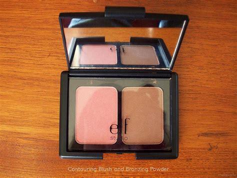 Studio Contouring Blush And Bronzing Powder St Lucia e l f studio contouring blush bronzing powder review makeupfu